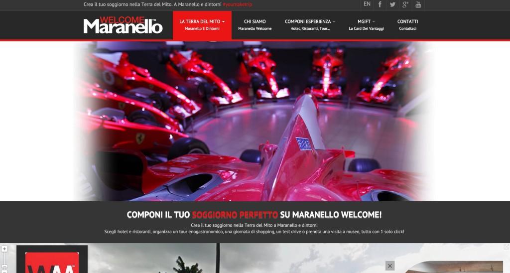 maranello welcome ferrari virtual tour