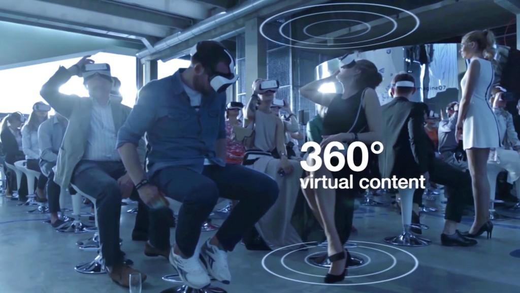 Video 360 fiera 1