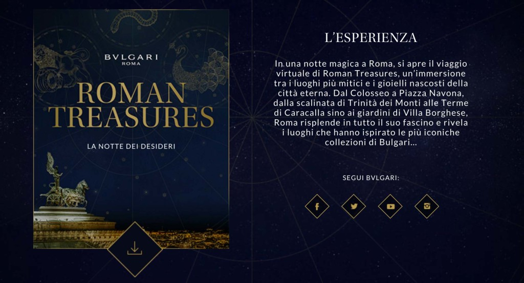 roma360 bulgari libro virtual