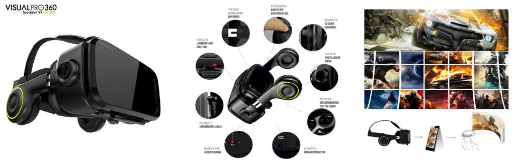 APP e Noleggio Occhiali VR per eventi o E-learning