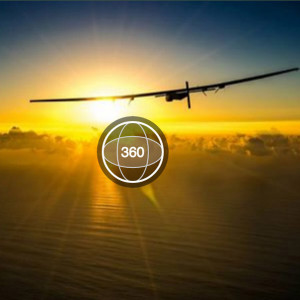 solar impulse video 360 gradi Lo storyteller immersivo si evolve ANCORA