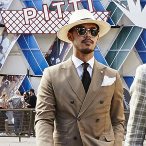 Video 360 gradi fashion immersivo pitti uomo video 360