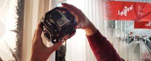 Valcucine il video 360 gradi al Salone 2016