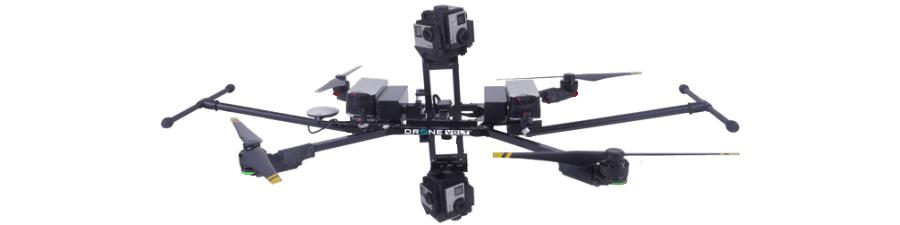 drone vr riprese video drone 360 gradi VR Milano
