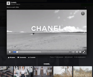 chanel video 360
