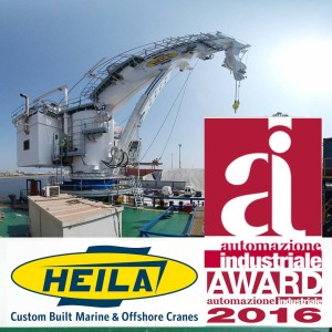 Heila e Eaton al Automazione Industriale Awards 2016 HEILA-VIDEO-VR-360-MILANO