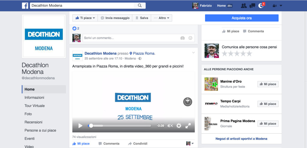 decathlon-modena-facebbok-video-vr