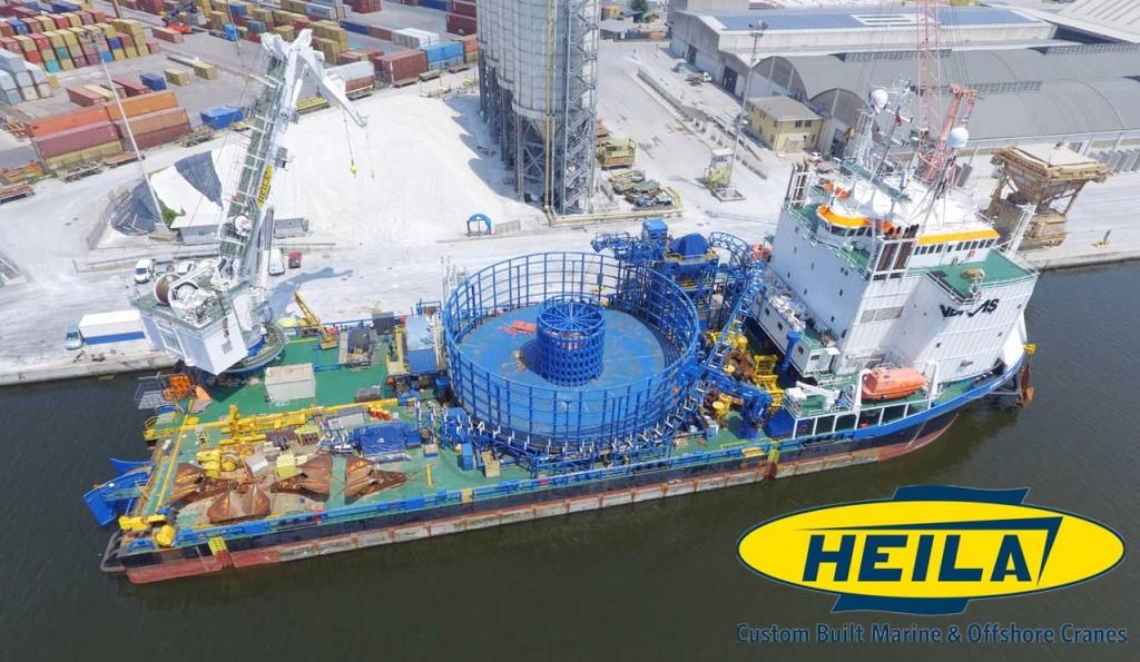 Vai alla pagina del portfolio dedicata al progetto Heila