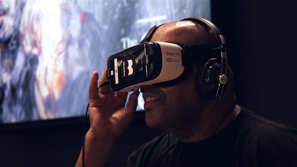 vrcomics Dentro al Fumetto con la VR Madefire.
