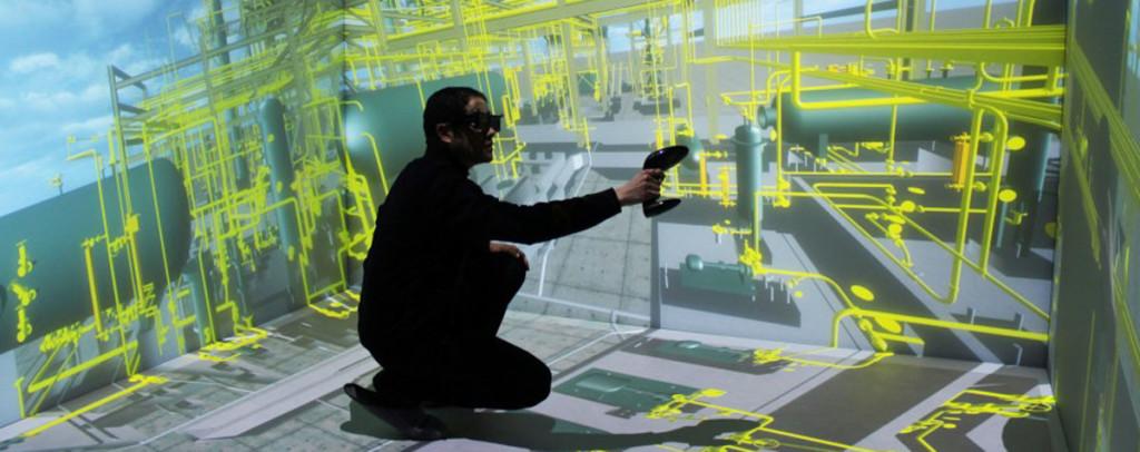 Plant vr video 360 industry realtà virtuale azienda Milano