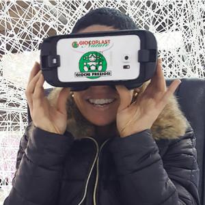 Fotografie a 360°, grafica 3D e interazione: la nuova VR