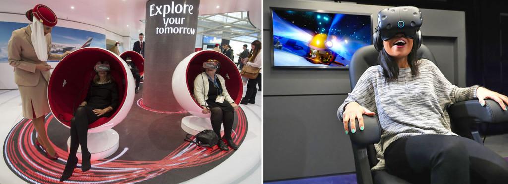 Marazzi, Ragno Ceramica e lo showroom virtuale. Sassuolo, marzo 2017, nella Tiles Valley due grandi showroom si rinnovano e diventano esperienza condivisibile on line grazie alla realtà virtuale.
