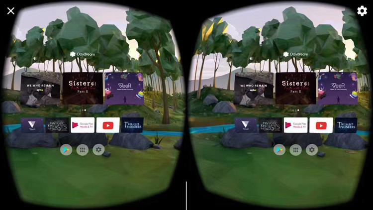 oculus samsung noleggio fiera produzione video vr per aziende