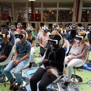 Grazie a tutti i nostri clienti, un 2017 strepitoso con la realtà virtuale.