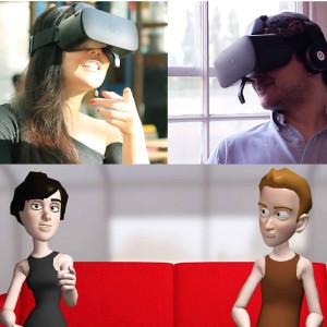 Le emozioni dei nostri volti per una VR umanizzata video vr 360