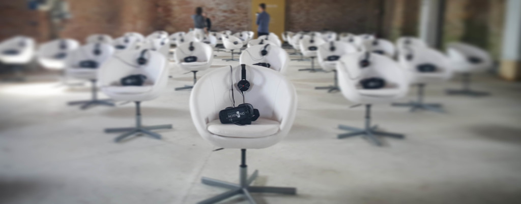 Venezia Vr mostra cinema produzione video vr 360 realtà virtuale oculus vive card board