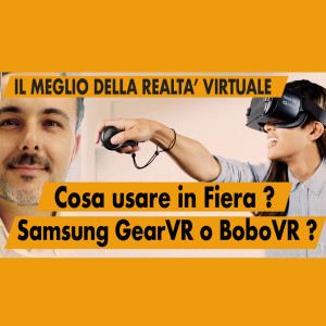 IL meglio della realtà virtuale video produzione Milano