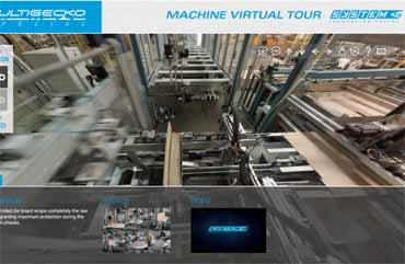 System machine VirtualTour VR