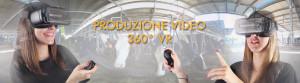 Produzione video vr realtà virtuale