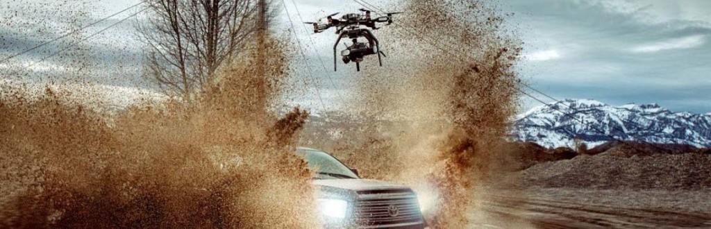 riprese video drone modena milano firenze verona