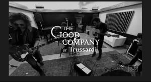 TRUSSARDI EYEWEAR VIDEOVR IN SALA DI INCISIONE