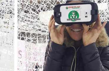 Giocoplast e la fiera in VR