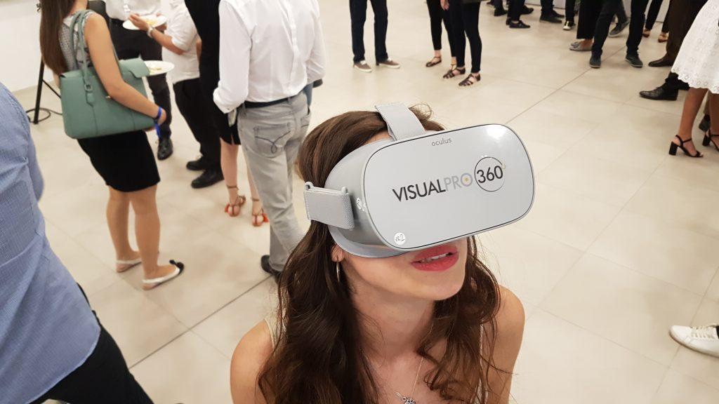 la diffusione globale della realtà virtuale e il costante aumento delle case di produzione video 360 VR in italia e nel mondo