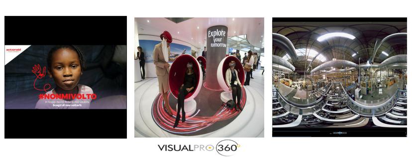 blog visualpro 360 produzione video 360 VR