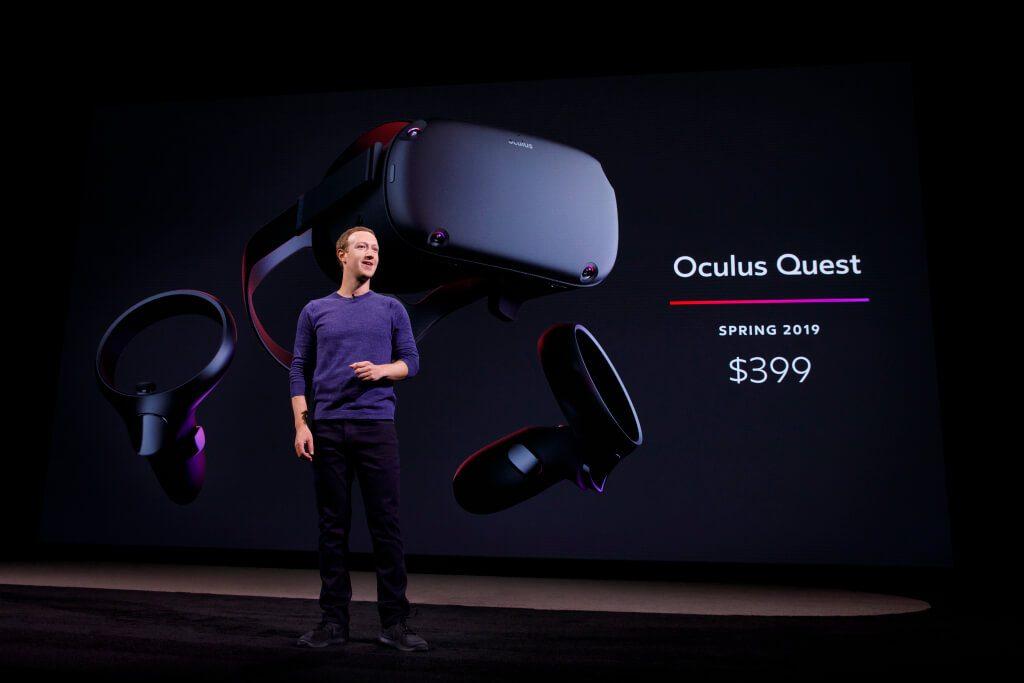 Previsioni VR per il 2019