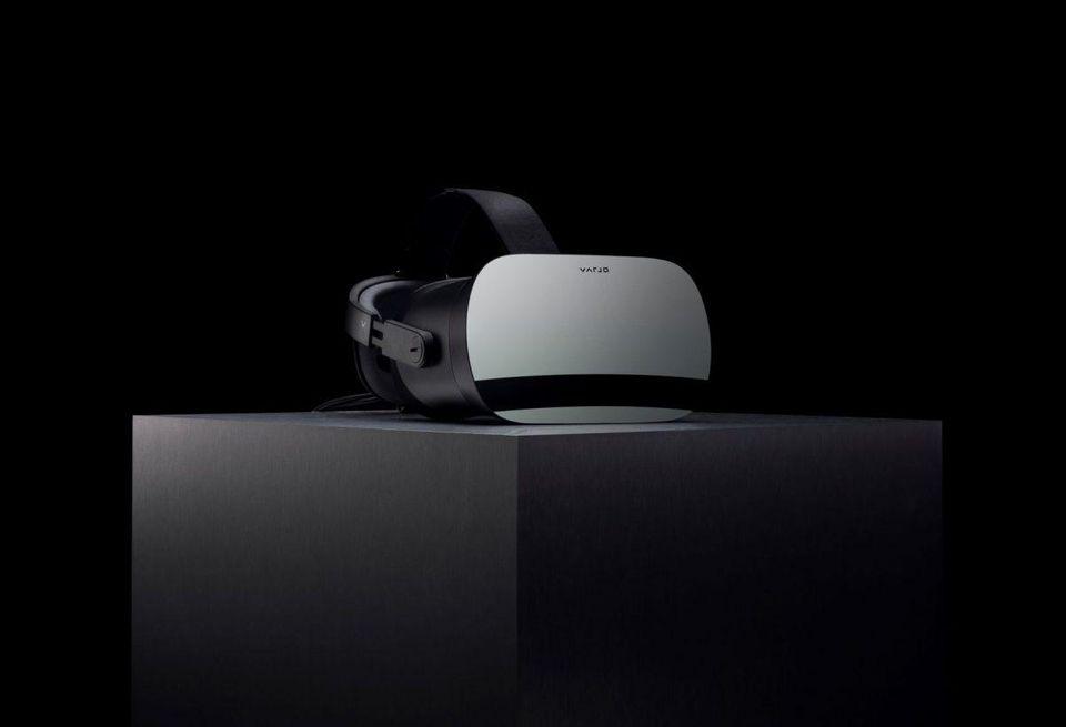 varjo vr-1 visore realtà virtuale