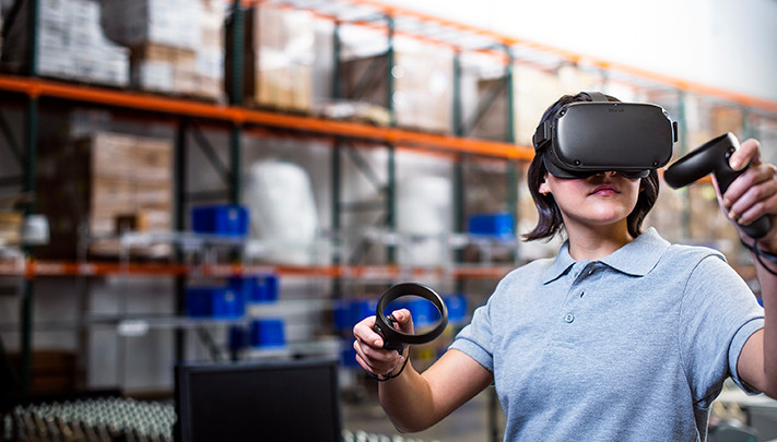VR at work_ Virtual training is leading to real-world results with Oculus for Business