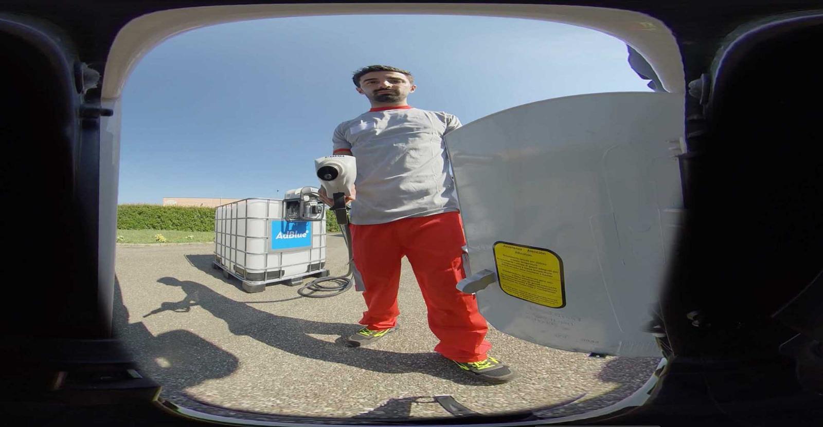 piusi experience immersiva in realtà virtuale al festivalletteratura 2019 visualpro360