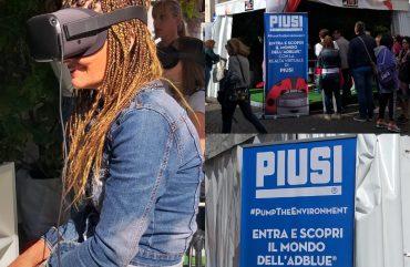 EXPERIENCE IMMERSIVA AL FESTIVAL DELLA LETTERATURA 2019 CON PIUSI