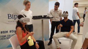 noleggio vr oculus go game app