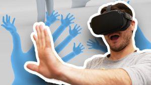 Top 5 VR Hand Tracking Apps On Oculus Quest - FREE VR GAMES! 5 giochi gratuiti di Oculus Quest a cui puoi giocare con le tue mani nude