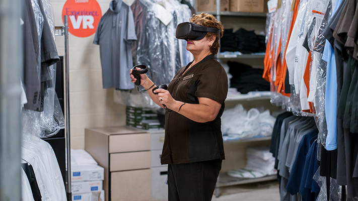 Hospitality Vr training corso professionale realtà virtuale albergo