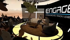 Enfage VR fiere eventi vr realtà virtuale in azienda MILANO e ROMA