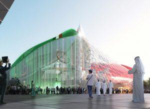 Padiglione italia dubai VisualPro 360 è media parter della regione Abruzzo per Expo 2020 Dubai per la produzione video in realtà virtuale e applicazioni VR dedicate alla promozione turistica e alla vendita efficace on line ed in agenzia di pacchetti viaggio e crociere in Italia.