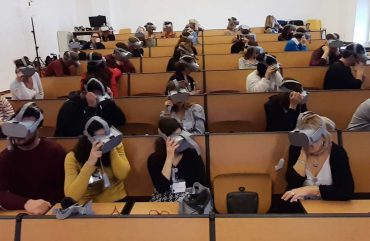 LIVE STREAMING 360° VR AL POLiCLINICO GEMELLI