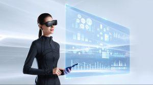"""Huawei VR Glass 6DOF è un visore dedicato al gaming: è stato annunciato dall'azienda cinese nel corso del 2020 World VR Industry Conference Cloud Summit con l'obiettivo di offrire agli utenti uno strumento in grado di migliorare l'esperienza rendendola sempre più immersiva e """"naturale"""" nei movimenti e nella gestione del dispositivo"""